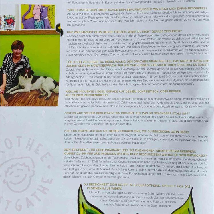 Mitarbeiterzeitung KOOB 07-2010